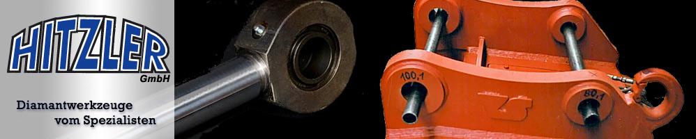 Hitzler Diamant ERsatzteile für Baumaschinen