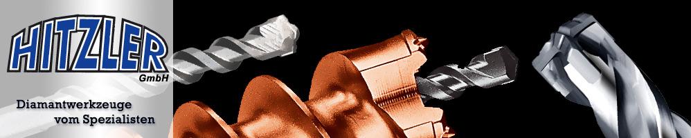 Hitzler Diamant HM/HSS-Bohrer
